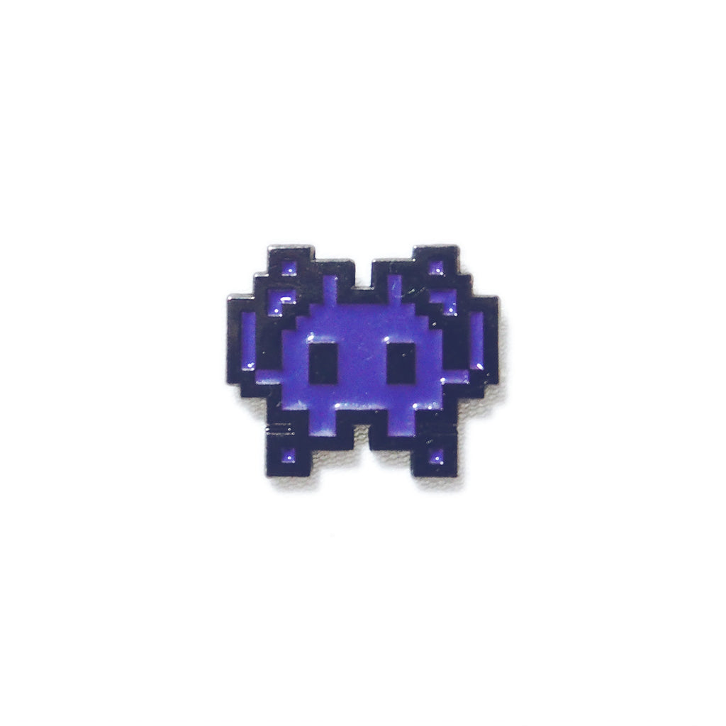 Space Invader / Alien Monster Emoji - PINDEMIC