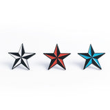 Nautical Star Pin (Set of 3) - PINDEMIC  - 1