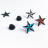 Nautical Star Pin (Set of 3) - PINDEMIC  - 2