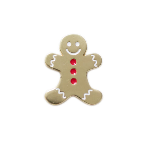 The Gingerbread Boy Pin - PINDEMIC  - 1