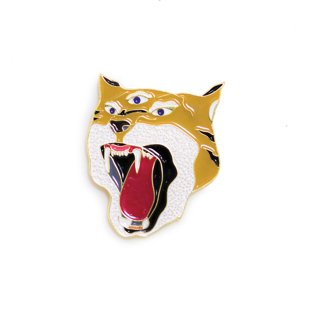 Artist Pin: PINDEMIC x Danny Rutledge - Tiger - PINDEMIC  - 1