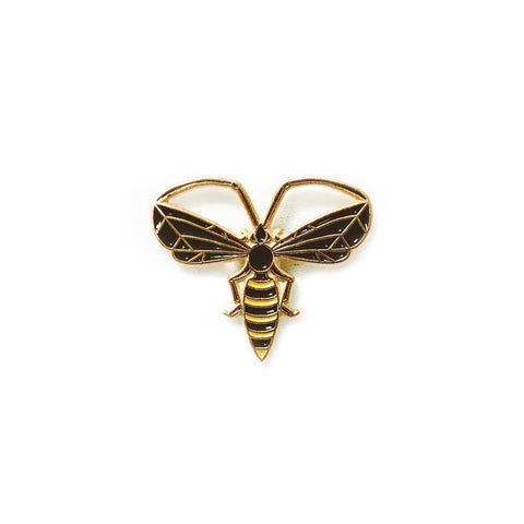 Artist Pin: PINDEMIC x Wrara Plesoiu - Bee - PINDEMIC  - 1
