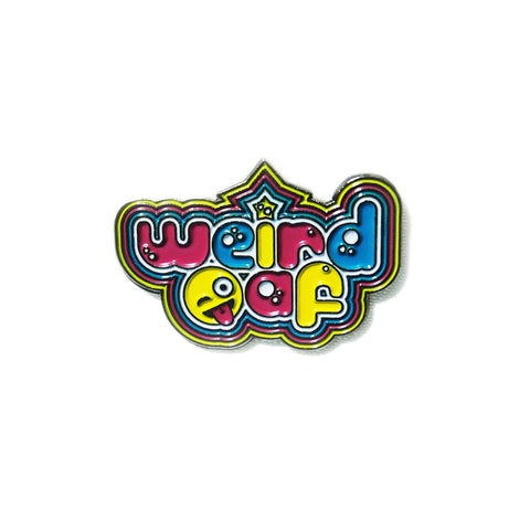 Artist Collab: PINDEMIC x Eyecandydesigns - Weird AF - PINDEMIC