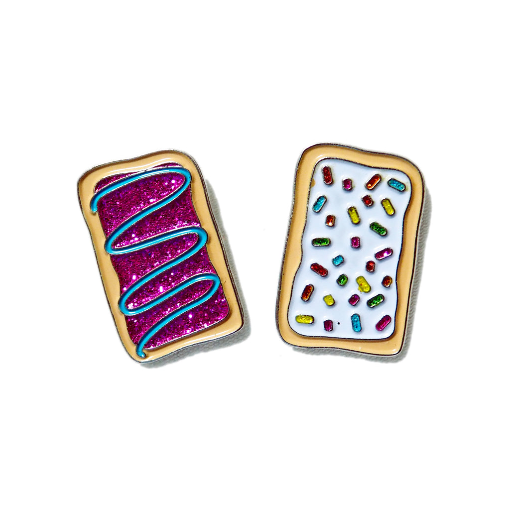 Artist Collab: PINDEMIC x Eyecandydesigns - Pop-Tarts BFF set - PINDEMIC