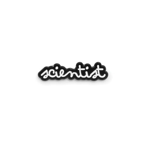 Scientist Pin - PINDEMIC