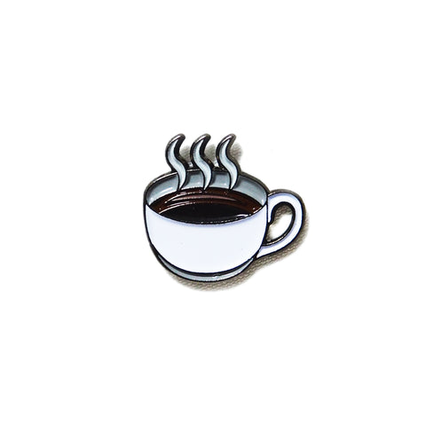 Coffee - Emoji Pin - PINDEMIC