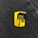 Collab Pin: PINDEMIC x A for Arcade
