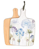Agapanthus Chopping Board