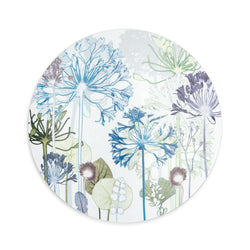 Agapanthus Forest Placemat / Vegetable Mat