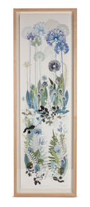 Agapanthus Highland Limited Edition Print