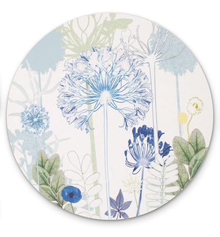 Agapanthus Jungle Placemat / Vegetable Mat