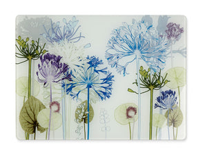 Agapanthus Glass Surface Protector