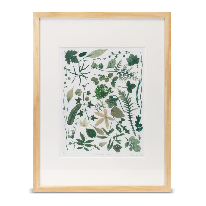 Print your Garden Picture