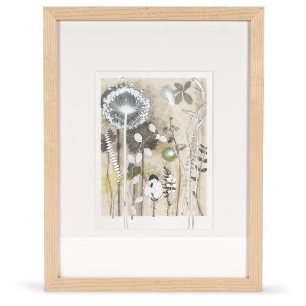Original Floral art Home decor Amanda Ross
