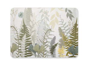 Fern Placemat / Vegetable Mats
