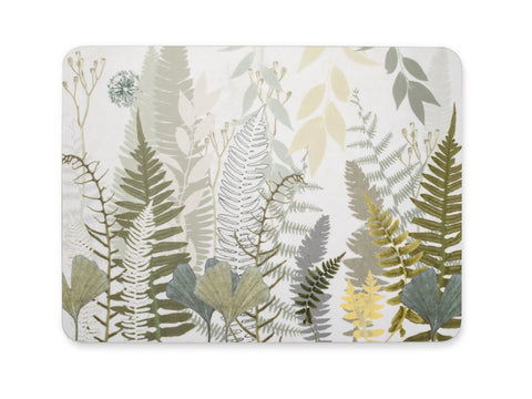 Single Fern Placemat