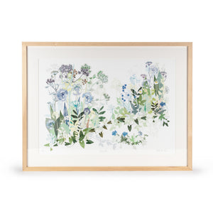 Hedgerow Limited Edition Print