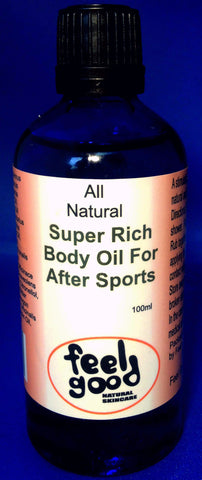 After Sports Oil