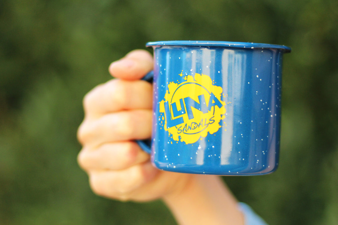 LUNATIC CAMP MUG