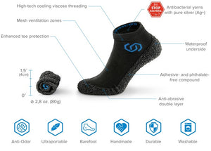 SKINNERS: Revolutionary Ultraportable Footwear