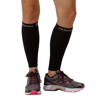 Zensah Compression Leg Sleeves - Unisex