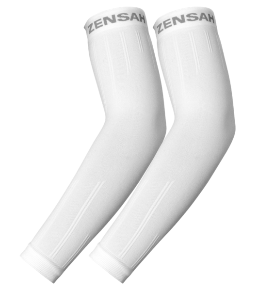 Zensah Compression Arm Sleeves - Unisex