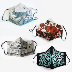 4 Mask Bundle - Town and Country
