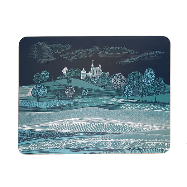Greenwich Park large table mat
