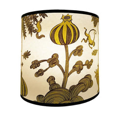 Monkey Lampshade - Olive