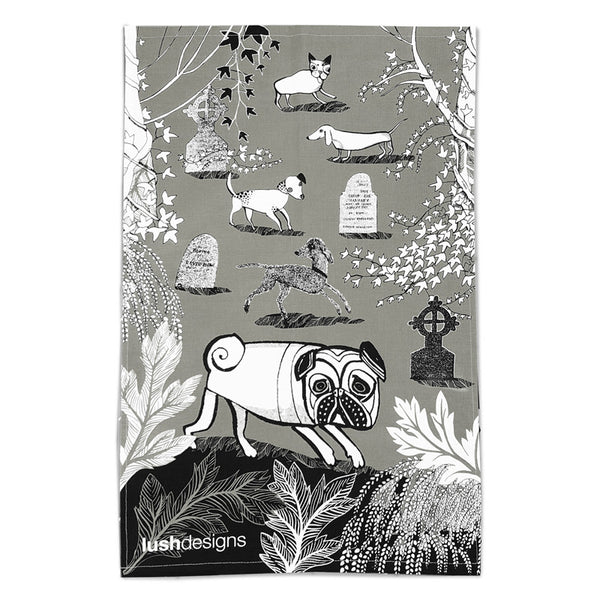 Doggie Tea Towel