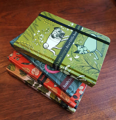 Lush Designs note books