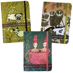 THREE NOTEBOOK BUNDLE