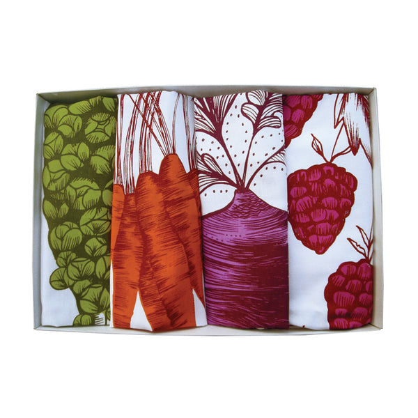 Vegetable Napkins