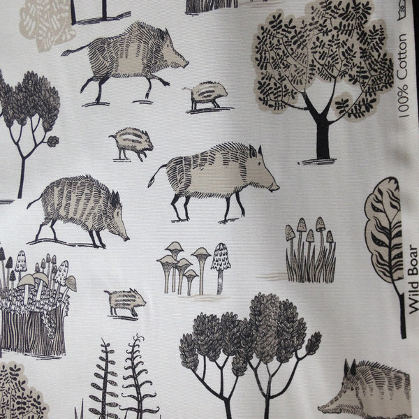Wild Boar fabric SALE
