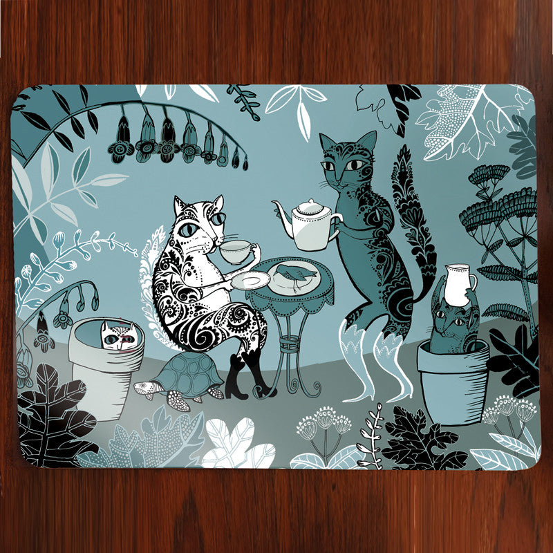 Cat Table Mats
