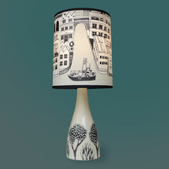 London Lampshade - Black