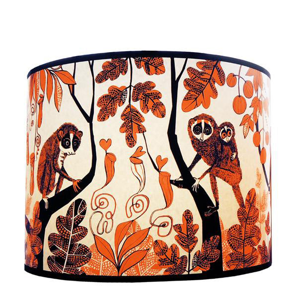 Loris Lampshade - Orange