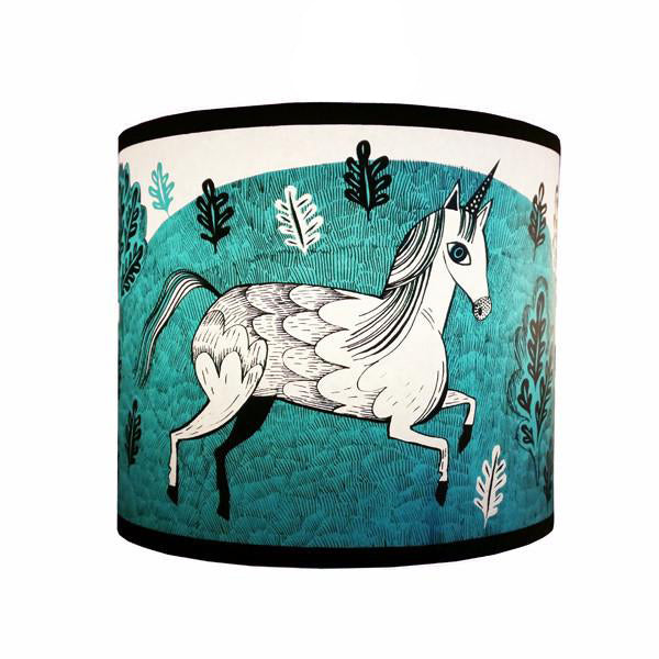 Unicorn Lampshade