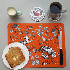 Kitty large table mat