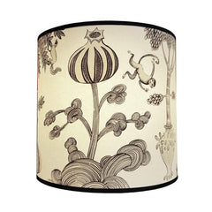 Monkey Lampshade - Brown
