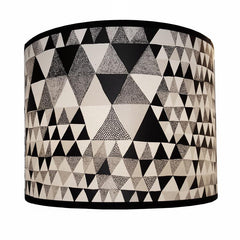 Triangle Lampshade black