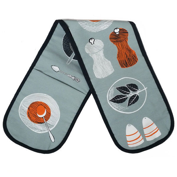 Salt & Pepper Oven Gloves