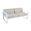 Bellevie Sofa - Flannel Grey Cushions