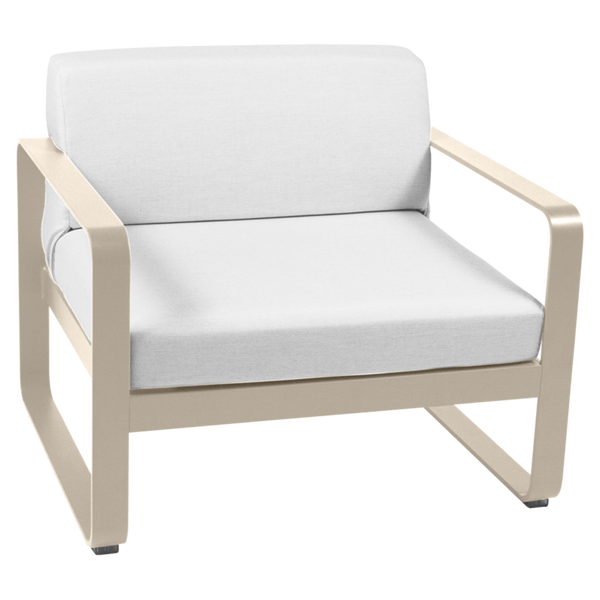 Bellevie Armchair - Off White Cushions