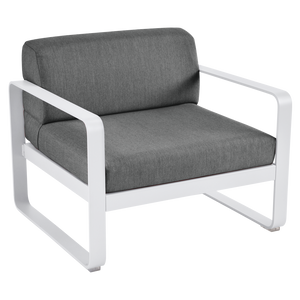 Bellevie Armchair - Graphite Grey Cushions