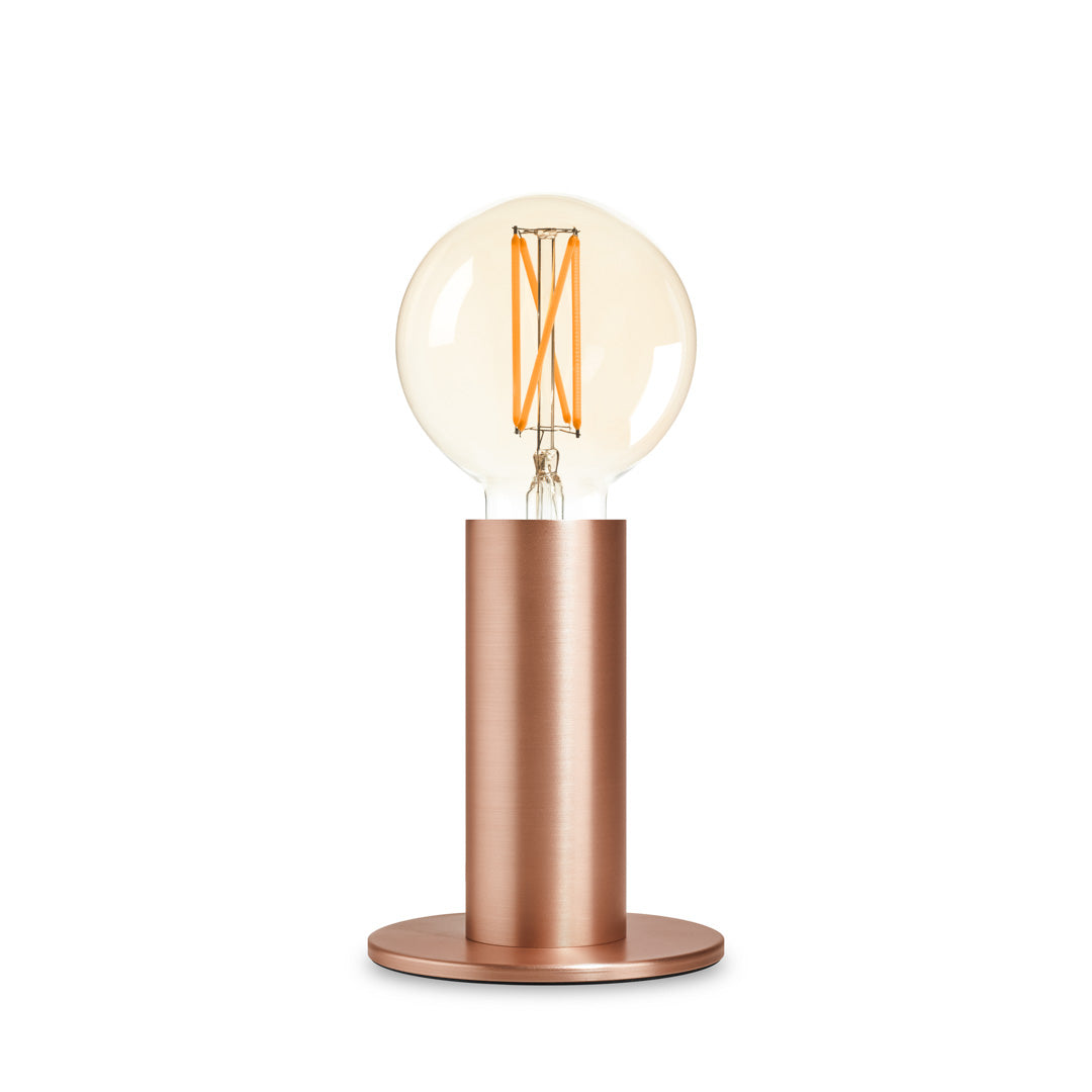 SOL Lamp Rose Gold