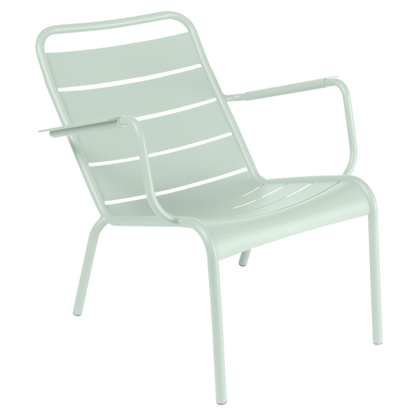 Luxembourg Low Armchair