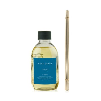 True Grace Manor - Library  Room Diffuser Refill 250ml