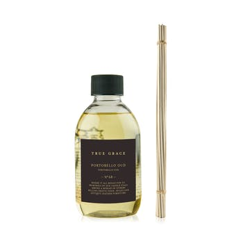 True Grace Manor - Portobello Oud Room Diffuser Refill 250ml