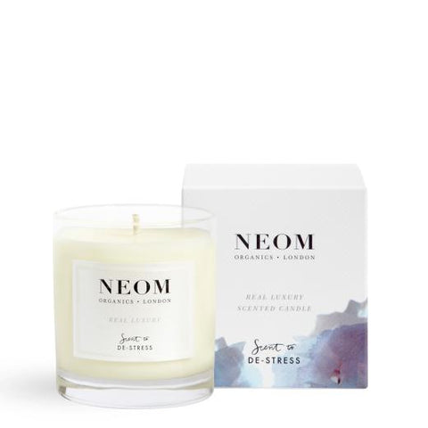 Neom Organics Real Luxury Candle (1 Wick)